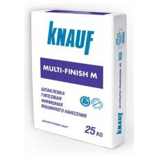 Шпаклівка MULTI-FINISH M KNAUF 25 кг