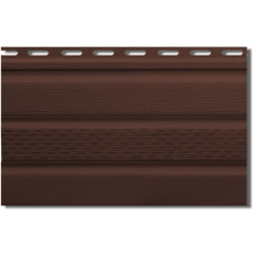 Софіт Коричневий З Перфорацією Альта - Профіль 3000/232/12 мм