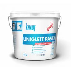 Шпаклівка KNAUF UNIGLETT PASTA 25 кг