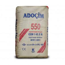 Цемент ADOCIM М550 Турція 25 кг