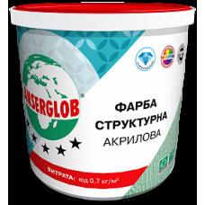 Фарба Структурна Акрилова ANSERGLOB 7 кг