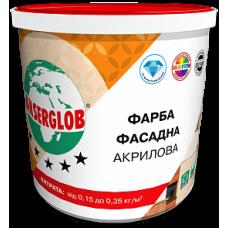 Фарба Фасадна Акрилова ANSERGLOB 4,2 кг