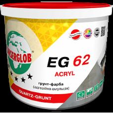 Грунт-Фарба ANSERGLOB EG 62 ACRYL QUARTZ GRUNT 2,5кг