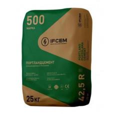 Цемент ІFCEM ПЦ II -500 25кг