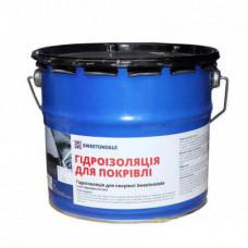 Мастика Гідроізоляція Для Покрівлі Sweetondale (ТЕХНОНІКОЛЬ) 9 кг