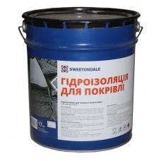 Мастика Гідроізоляція Для Покрівлі Sweetondale (ТЕХНОНІКОЛЬ) 17 кг